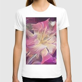 Bearded Daylily T-shirt