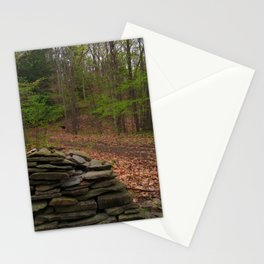 Mysterious Trails Stationery Cards