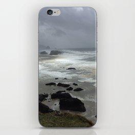 Storm Break iPhone Skin