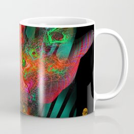 Atomic Psychedelia Coffee Mug