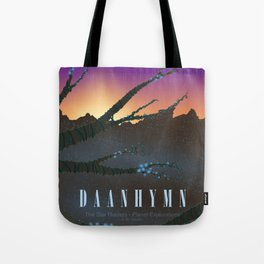 Planet Exploration: Daanhymn Tote Bag
