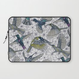 hum sun honey birds basalt Laptop Sleeve