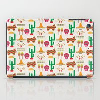 mexico iPad Cases featuring Mexico by Ana Types Type
