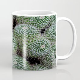Pincushion Cactus Coffee Mug