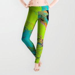 Totally Radical Leggings