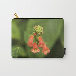 Kohleria from Bud to Bloom Carry-All Pouch