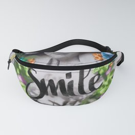 Smile - Cara Dura Proyect Fanny Pack