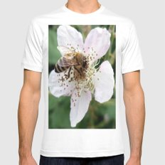 Ingestion Mens Fitted Tee White MEDIUM