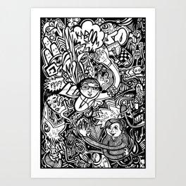 Sketchbook_19 Art Print