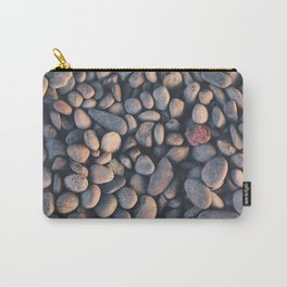 Small Rocks Carry-All Pouch