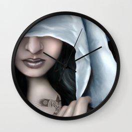 Celtic Hermit Wall Clock