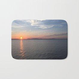Sun by the Bay Bath Mat