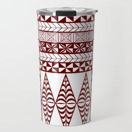 UrbanNesian Tongan Ngatu Travel Mug