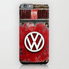 VW Retro Red Slim Case iPhone 6