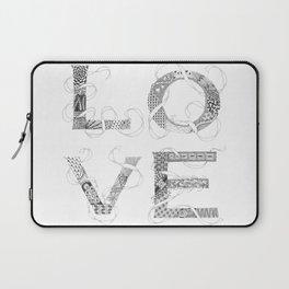 Tangled Love Laptop Sleeve