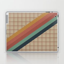 Old Video Cassette Palette Laptop & iPad Skin