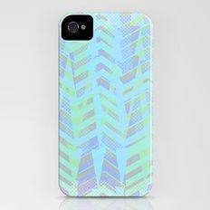 Seaside Chevron iPhone (4, 4s) Slim Case