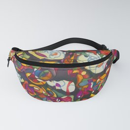 """I Am Large, I Contain Multitudes"" Fanny Pack"