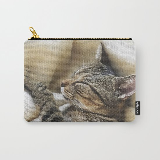 It's A Cat's Life Carry-All Pouch