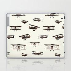 Retro airplanes Laptop & iPad Skin