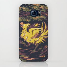 Chocobo with Blossoms iPhone Case
