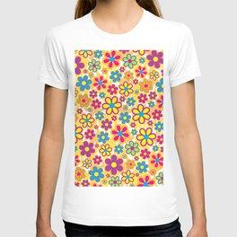 Bright Flowers T-shirt