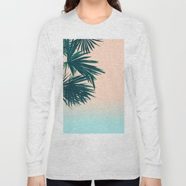 Aurora Leaves Perfume Long Sleeve T-shirt