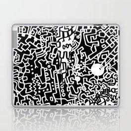 Cell Pattern Laptop & iPad Skin
