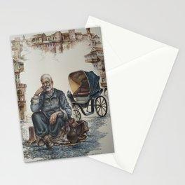 The Last Phaetonist Stationery Cards