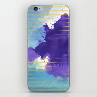 rorschach iPhone & iPod Skins featuring Rorschach by Sonia Garcia