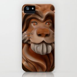 Heart of the Land iPhone Case