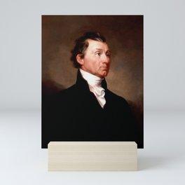 James Monroe Portrait - By Samuel Morse - 1819 Mini Art Print