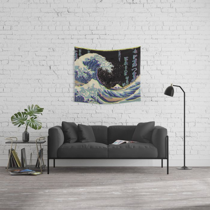 The Great Vaporwave Wall Tapestry