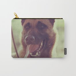 Malinios Beauty dog picture Carry-All Pouch