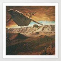 From Mars to Sirius Art Print