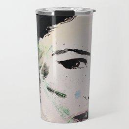 Monika Bellucci Travel Mug