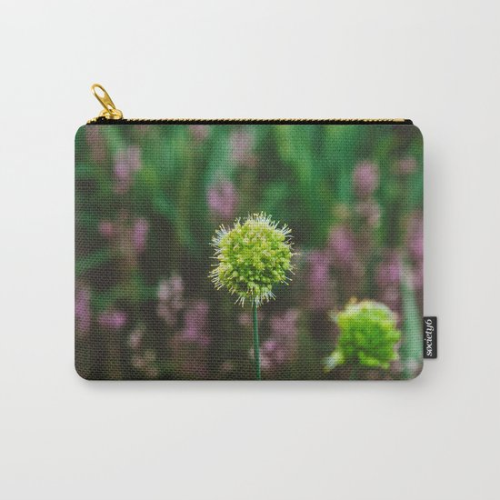 Let's Be Still Carry-All Pouch