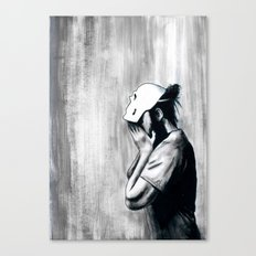 No One Will Know Who You Are Canvas Print
