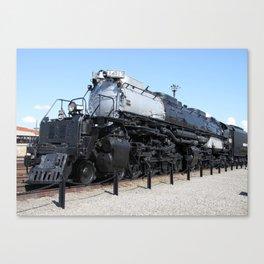 Union Pacific Big Boy Canvas Print