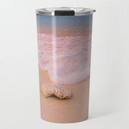 Shell Beach Travel Mug