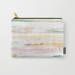 Baby powder abstract watercolor Carry-All Pouch