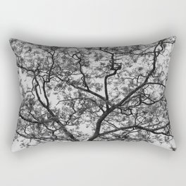 Acacia Abstract Rectangular Pillow