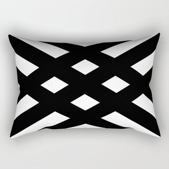 dijagonala v.2 Rectangular Pillow