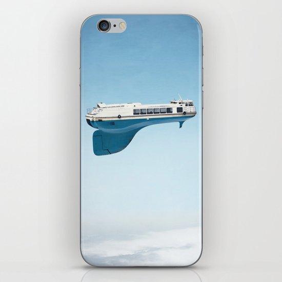 Zarya iPhone & iPod Skin
