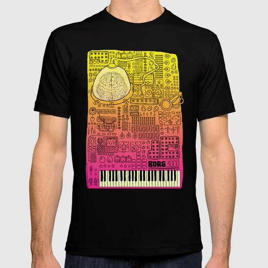 Borg 3000: ANALOG  T-shirt