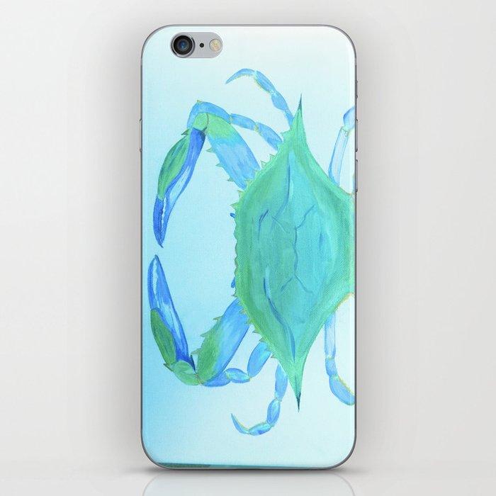 Chesapeake Blue Crab iPhone Skin