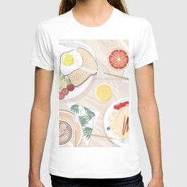 Breakfast in Bed (Los Angeles) T-shirt