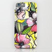 55/365 Floral Slim Case iPhone 6s