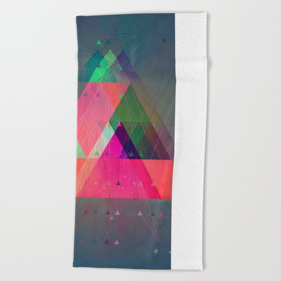 8try Beach Towel