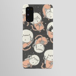 Cat-Stronauts Android Case